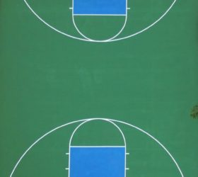 Basketball Resurfacing